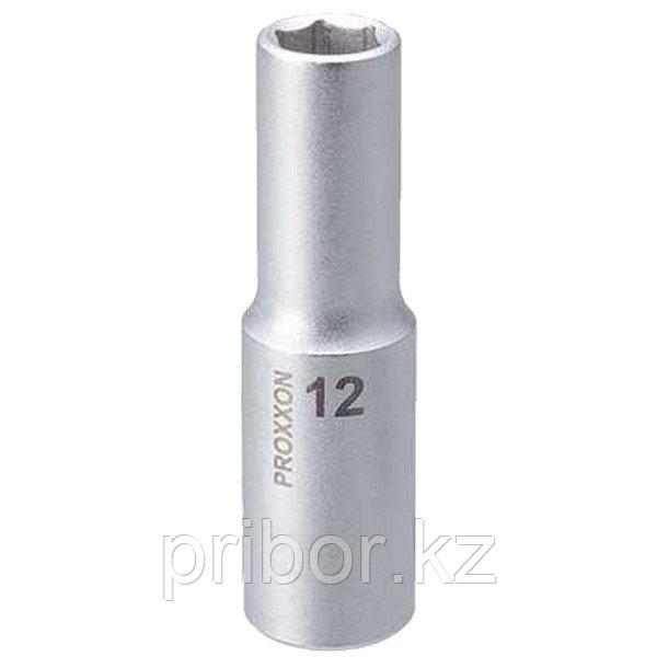 """23357 Proxxon Удлиненная головка на 1/2"""", 12мм"""