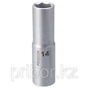 """23359 Proxxon Удлиненная головка на 1/2"""", 14 мм"""