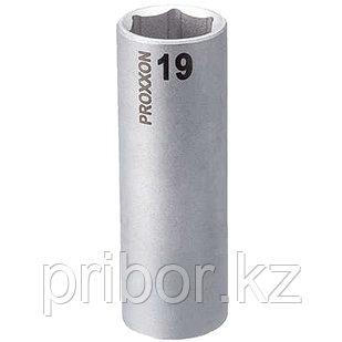 """23364 Proxxon Удлиненная головка на 1/2"""", 19 мм"""