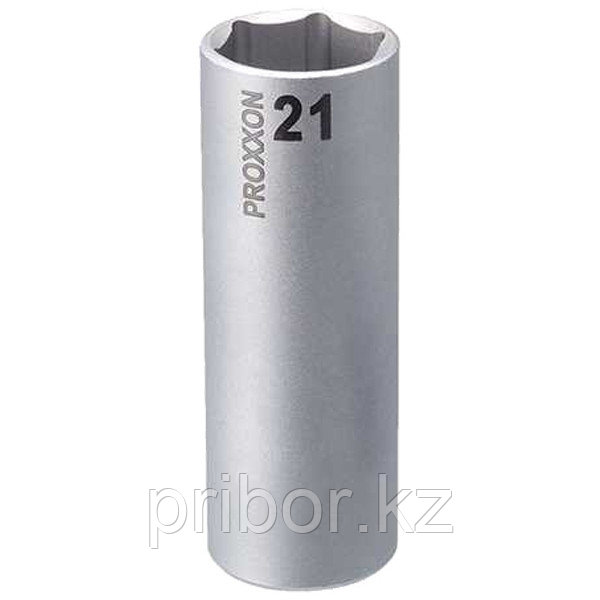 """23365 Proxxon Удлиненная головка на 1/2"""", 21 мм"""