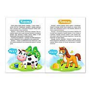 Набор книг «О животных малышам», 2 шт. 12 стр., фото 3