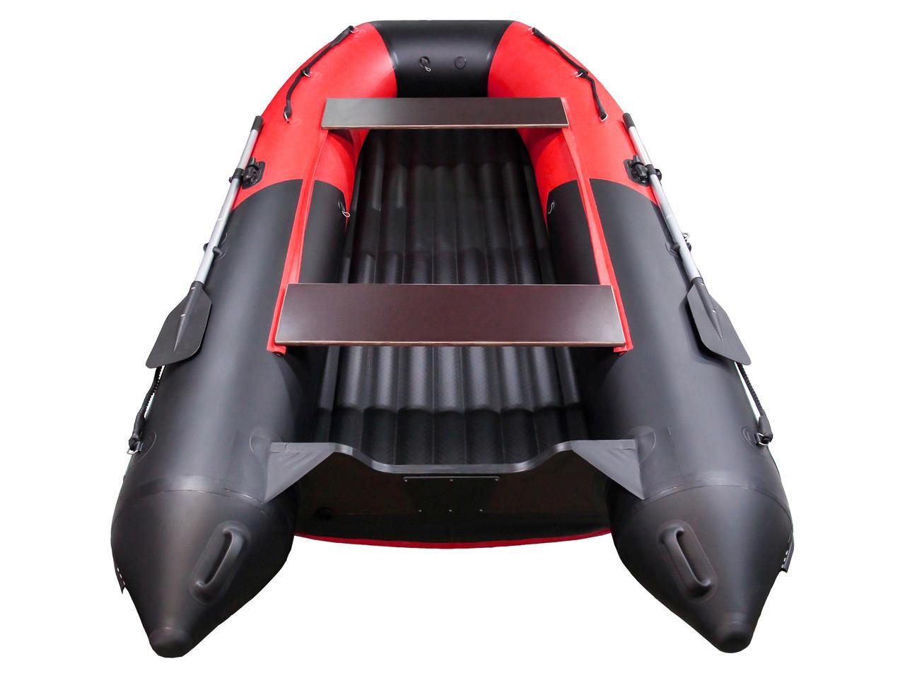 Надувная лодка GLADIATOR E380R