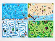 Игра развивающая «Найди и покажи. На отдыхе», 4 ламинированных поля, фото 4