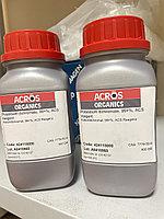 Калия дихромат 99+%, ACS реагент, 500 г, Acros Organics, 424115000