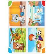Книги-лото картонные, набор из 4 шт. №2, по 10 стр., фото 5