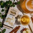 POLEZZNO Напиток растительный Чага с яблоком и корицей (в фильтр пакетиках), фото 3