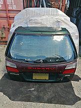 Дверь пятая задняя Subaru legacy Outback BH 9.
