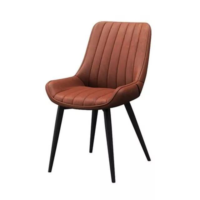 Итальянский кожаный стул