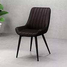 Итальянский кожаный стул, фото 3