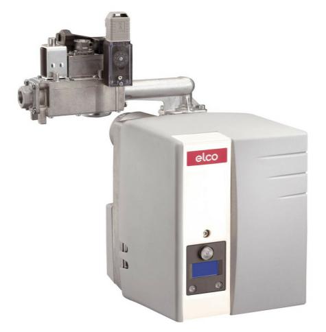 Газовая горелка ELCO VG1.55 E KN