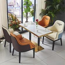 Кожанные стулья, фото 3