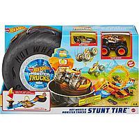 Набор игровой Hot Wheels Автотрек Трюковая арена GVK48
