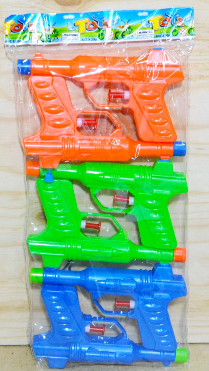630 (630G) Водяной пистолет 6 в 1 в пакете 35*16