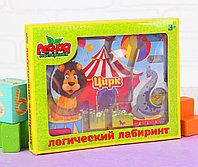 """Лабиринт магнитный малый """"Цирк"""" 841796, фото 1"""