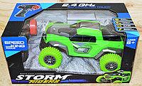 9040-1F Storm Riders машина на р/у Big monster Truck 31*15см, фото 1
