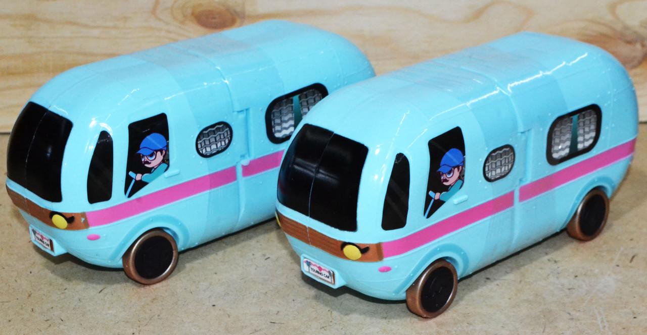 """BS013  автобус """"Маленькие куклы"""" 6шт в уп., цена за 1шт 20*10см"""