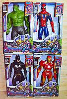 68189 Герой Мстители (звук,свет,разные виды) 30*17см, фото 1