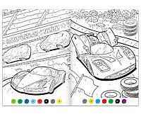 Набор раскрасок по номерам «Для мальчиков», 4 шт., по 16 стр., фото 1