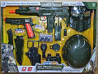 CH850A-3 Военный набор Military Series с каской 58*44см