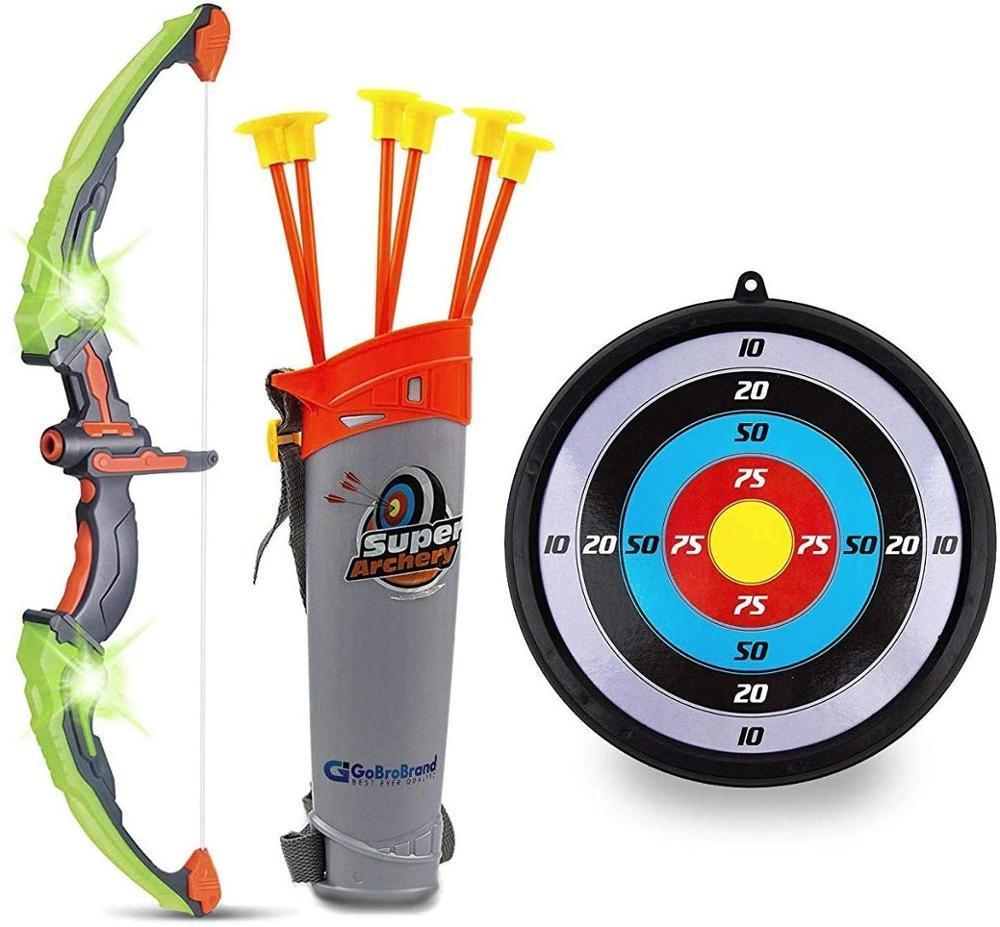 881-24A Лук Archery Set с мишенью 62*24