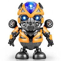 696-58 Робот Бамбелби танцует светится Super Hero Dance 21*15см, фото 1
