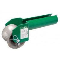 """Greenlee 441-4 - ролик монтажный направляющий для ввода кабеля в трубу диаметром 4"""" (101,6 мм)"""