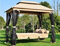 Мебели и качели для сада
