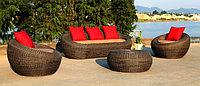 Мебель из ротанга для дома и сада