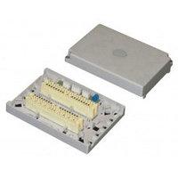 KRONE 6429 1 076-00 коробка малогабаритная распределительная 201D, с двумя плинтами и плоской крышкой
