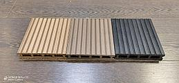 Террасная доска M-deck Classic широкий вельвет 140х26х4000