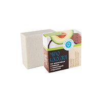 МДП Натуральное мыло на кокосовых сливках Нежный пилинг 90 г
