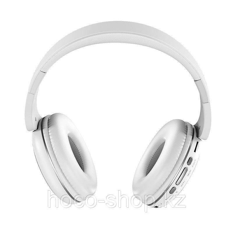 Наушники накладные Hoco W23 Bluetooth, white