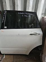 Дверь левая задняя Subaru Tribeca B9. 2007г.