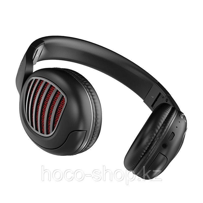 Наушники накладные Hoco W23 Bluetooth, black