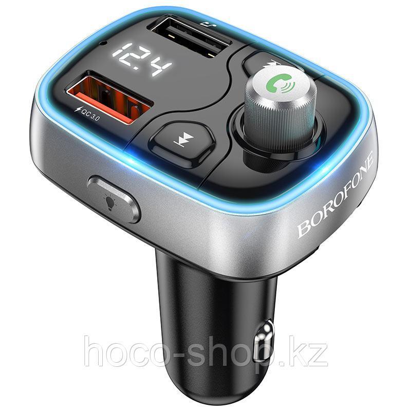 Автомобильный FM трансмиттер BC32 Borofone