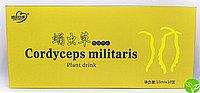 Кордицепс в жидкой форме Cordyceps militaris Иммуномодулятор 100 мл