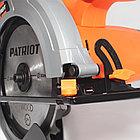 Пила циркулярная Patriot CS 210, фото 7