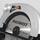 Пила циркулярная Patriot CS 210, фото 8