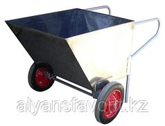 Тележка технологическая (рикша) ИПКС-117Р-150(Н), объем 150 л