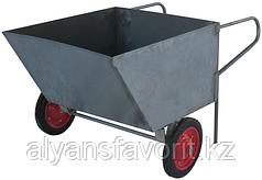 Тележка технологическая (рикша) ИПКС-117Р-250(Н), объем 250 л