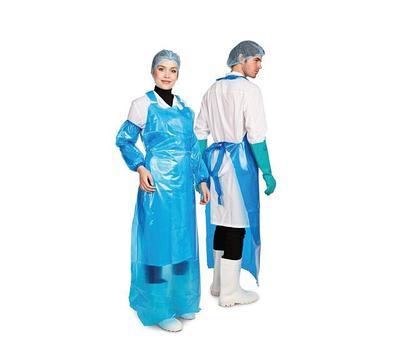 Защитная рабочая одежда многоразовая