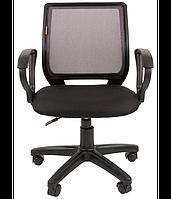 Офисное кресло Chairman 699 TW черный, фото 1