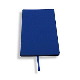 Блокнот A5 Lux Touch, синий