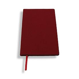 Блокнот A5 Lux Touch, красный