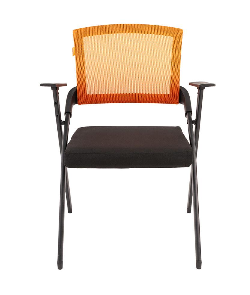 Офисное кресло Chairman NEXX  черн/оранж.