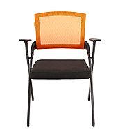 Офисное кресло Chairman NEXX  черн/оранж., фото 1