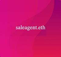 NFT домен saleagent.eth