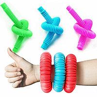 Антистресс поп трубы трубки для детей и взрослых