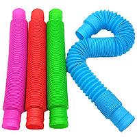 Антистресс поп-трубы, трубки для детей и взрослых