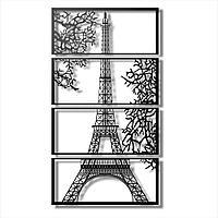 Декоративная абстракция эйфелева башня 100/167